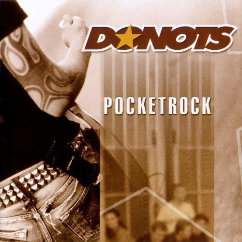 Donots album Pocketrock