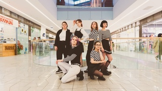 [KPOP IN PUBLIC RUSSIA] APRIL (에이프릴) - Oh! My Mistake (예쁜 게 죄) dance cover by BOWLS