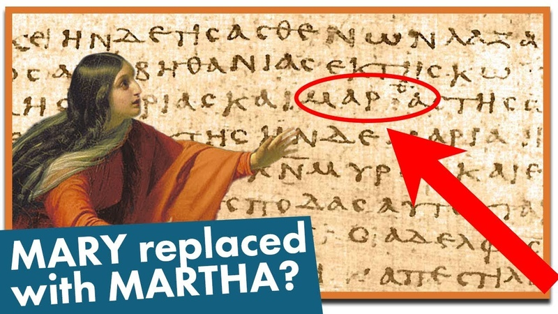 Was the Gospel of John Changed to Suppress Mary Magdalene