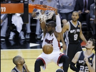 Phantom: Best of Dwyane Wade in 2013 NBA Finals