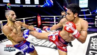 Турнир Muay Thai Super Champ