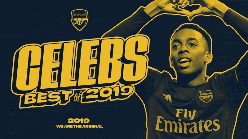 Which is your favourite Arsenal celebration? | Auba, Laca, Ozil | Best of 2019 compilation