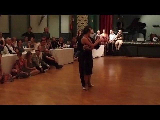 Joachim Dietiker Michelle Marsidi at Varala Summer Tango Camp 2013 07 20