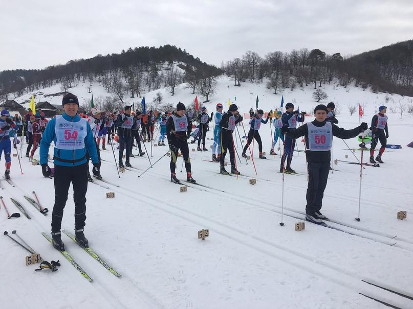 Лыжный марафон в Ширяево проходит много лет подряд
