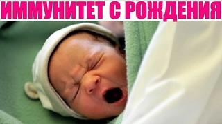 ИММУННАЯ СИСТЕМА НОВОРОЖДЕННОГО РЕБЕНКА   Развитие иммунитета ребенка с рождения