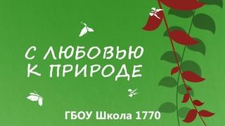 С любовью к природе. Екатерина Вершинина. Школа 1770
