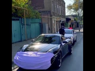 Масочный режим для автомобилей в Ростове ()