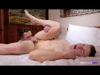 MARKIE MORE & ALEX TANNER gay porn