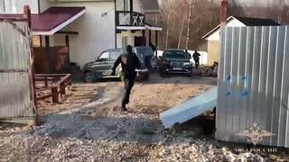 Спецоперация позадержанию украинских «наркобаронов» вРоссии: впечатляющие кадры