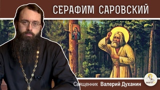 Преподобный Серафим Саровский. Библия и толкования. Священник Валерий Духанин