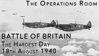 The Hardest Day, Battle of Britain - Animated