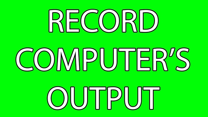 Record Soundcard Output Easily with REAPER