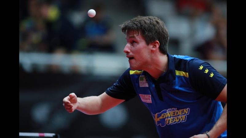 Kristian Karlsson vs Ovidiu Ionescu ETTC 2018 MS SF