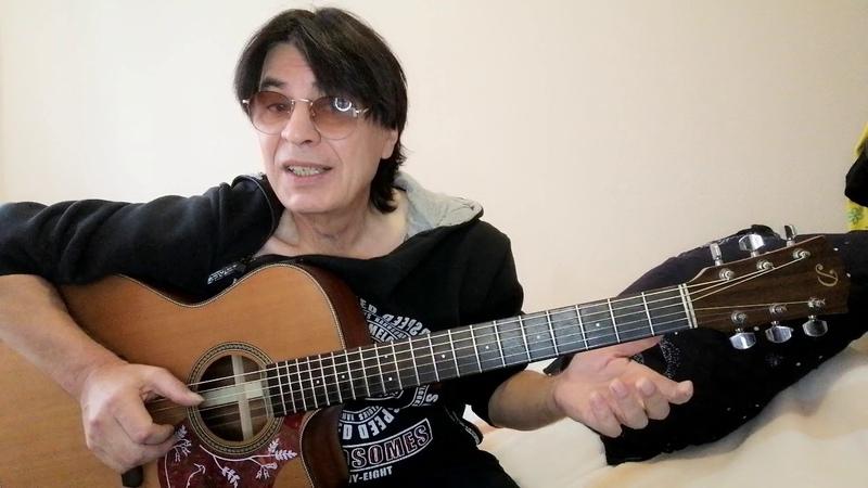 Песня Аннушка на гитаре видеоразбор для начинающих