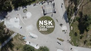 NSK CITY OPEN 2020