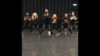 Lady Gaga Stupid Love  Richy Jackson Yellow Tribe Choreography