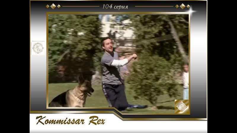 Komissar Rex 9x03 Ettrichs Taube Комиссар Рекс 104 серия Голубь Эттриха