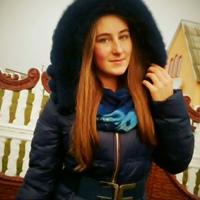 Фотография страницы Оксаны Вовк ВКонтакте