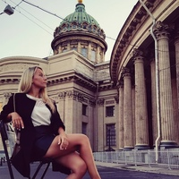 Катя Орлова фото со страницы ВКонтакте