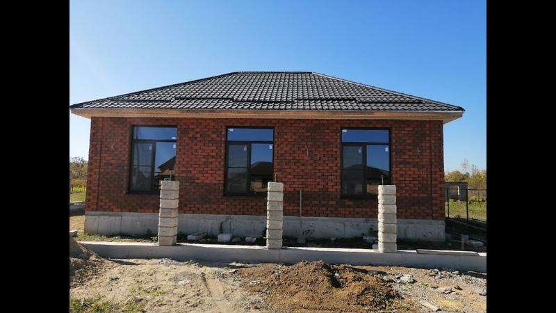 Строятся два дома на продажу Цена от застройщика в поселке Родники Белореченск Краснодарский край