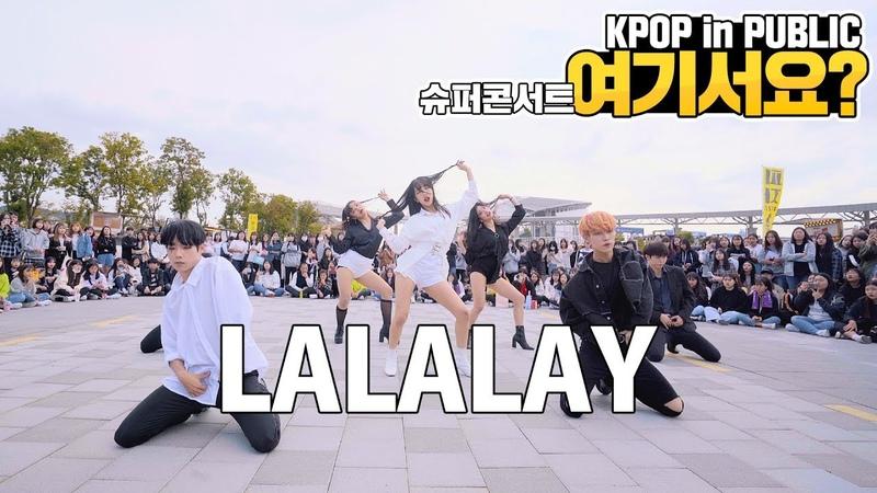 여기서요 선미 SUNMI 날라리 LALALAY Black White ver 커버댄스 DANCE COVER @SBS슈퍼콘서트