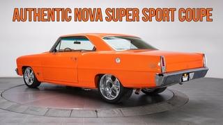 1966 #Chevrolet #Nova #SS FOR SALE | 136910