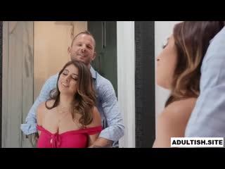 Ella knox - late for dinner [all sex, hardcore, blowjob, big tits]