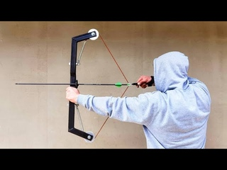 How to Make a Spring Powered Bow - Prototype