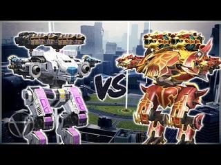 [WR] 🔥 Dragoon Marquess VS Hornet Sting HAWK – Comparison | War Robots