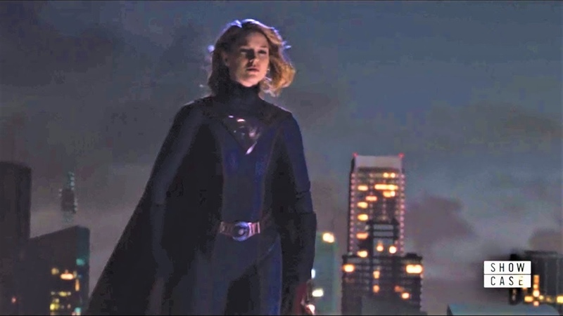 Supergirl 4x16 Ending Scene Lex names Red Daughter and Gives her New Suit Scene HD