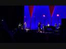 Lea Michele Darren Criss LMDC tour London - Broadway Baby