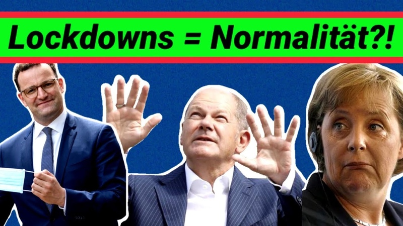 Lockdowns = Normalität? GEZ nur für Dumme? schnipselfürdenweltfrieden