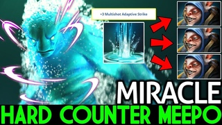 Miracle- [Morphling] Hard Counter Meepo by Monster Meta  Dota 2