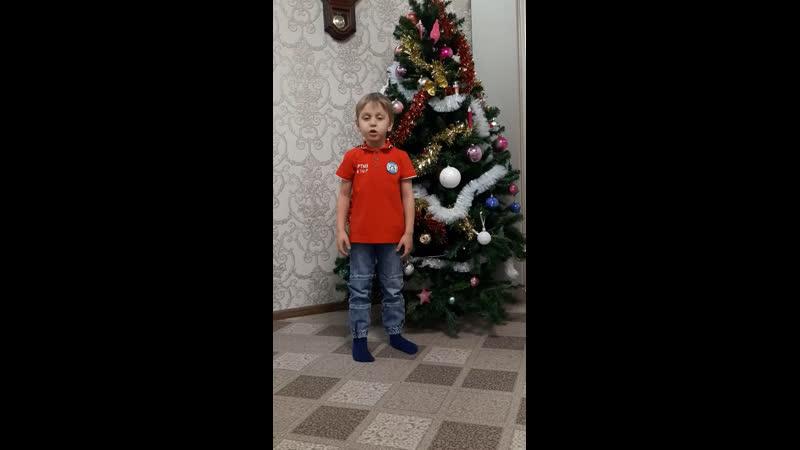 Никифоров Владислав 6 лет