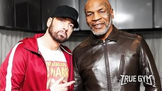 Майк Тайсон учит Эминема жизни / Откровенный разговор мотивация легенд бокса и рэпа