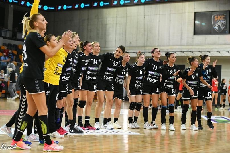 Женские топ-лиги. Обстоятельные датчане — не в пример растерявшимся венграм, изображение №2