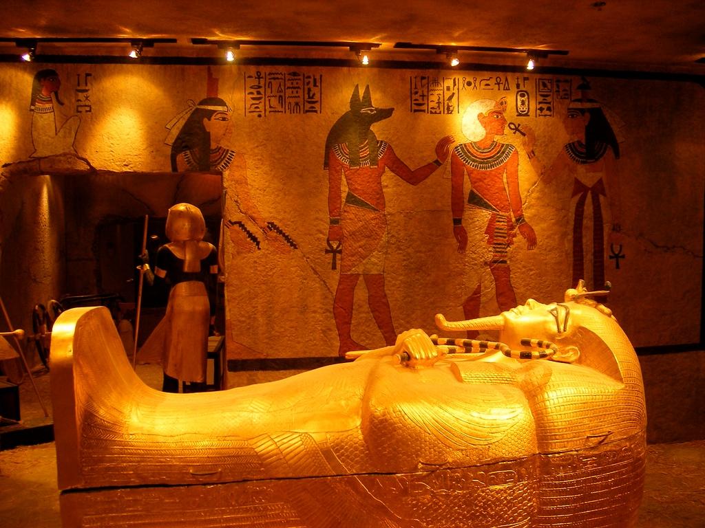 это освежающий склеп фараона фото итогам распределения