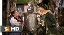 The Wizard of Oz 5 8 Movie CLIP Finding The Tin Man 1939 HD