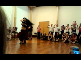 Brazil Central 2013 - Xandy Liberato & Evelyn Magyari - Demo