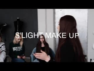 Обучение по макияжу для наших учениц