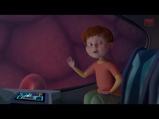 Познавательный мультфильм для детей. ОПАСНОЕ ПОГРУЖЕНИЕ! Алкоголь или Трезвость