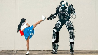 ROBOT PICKING UP GIRLS PRANK! | HoomanTV