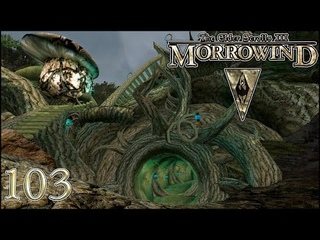 Morrowind Tamriel Rebuilt ► Тель Мусада / Tel Muthada; #43 (103)