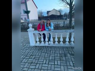 С Днюшкой Катюшка
