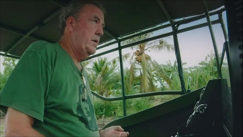 Гранд Тур (Grand Tour) 4 сезон 1 серия (15 эпизод) - Моряки