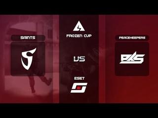 PkS vs Saints   eSet Frozen Cup Final   Веля standoff 2 стандофф 2 стэндоф со2