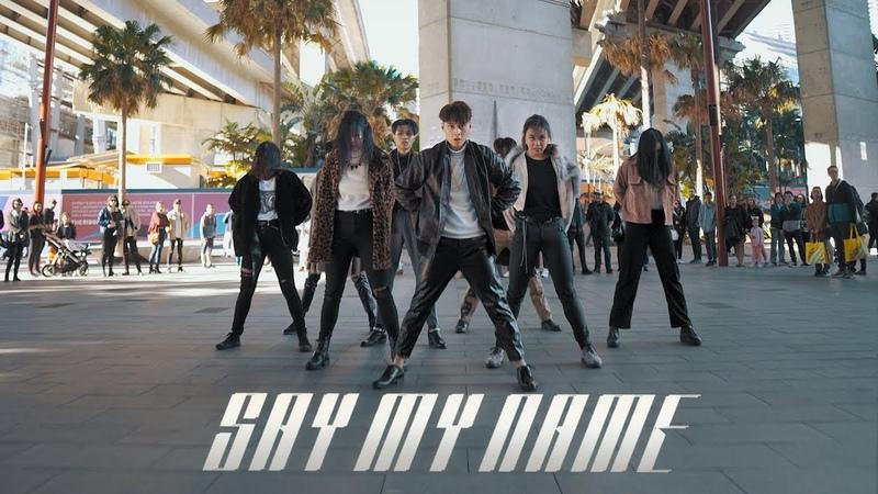 KPOP IN PUBLIC ATEEZ 에이티즈 Say My Name Dance Cover Australia HORIZON