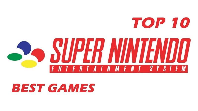 Топ лучших игр 10 ка лучших игр для SNES по версии Retrobit 2012