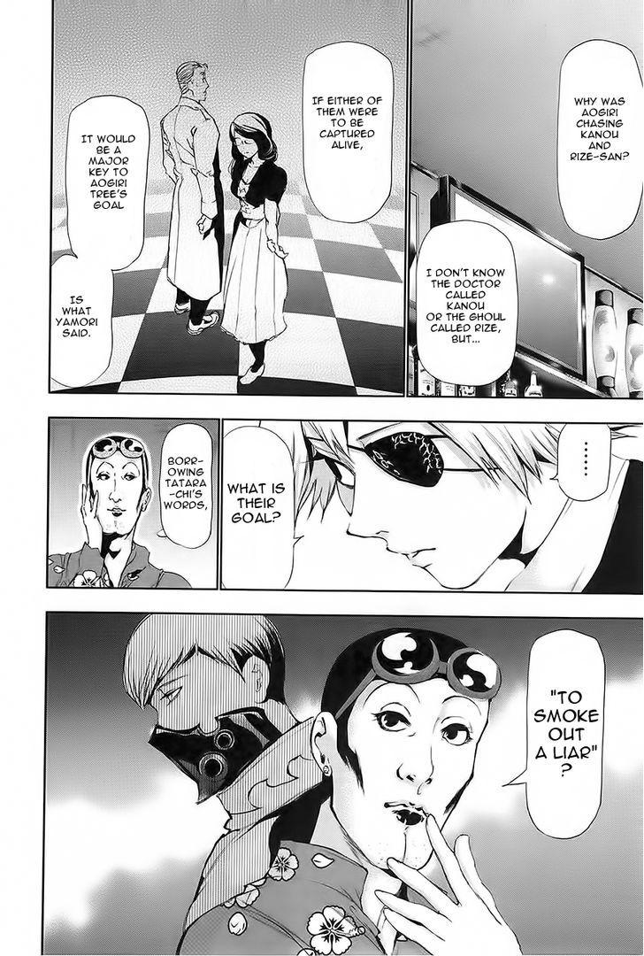 Tokyo Ghoul, Vol.9 Chapter 87 Rumor, image #9