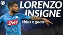 Lorenzo Insigne ● Crazy Skills x Goals ● 2018 ● 4K